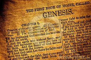 old-antique-holy-bible-book-genesis-chapter-text-24467004
